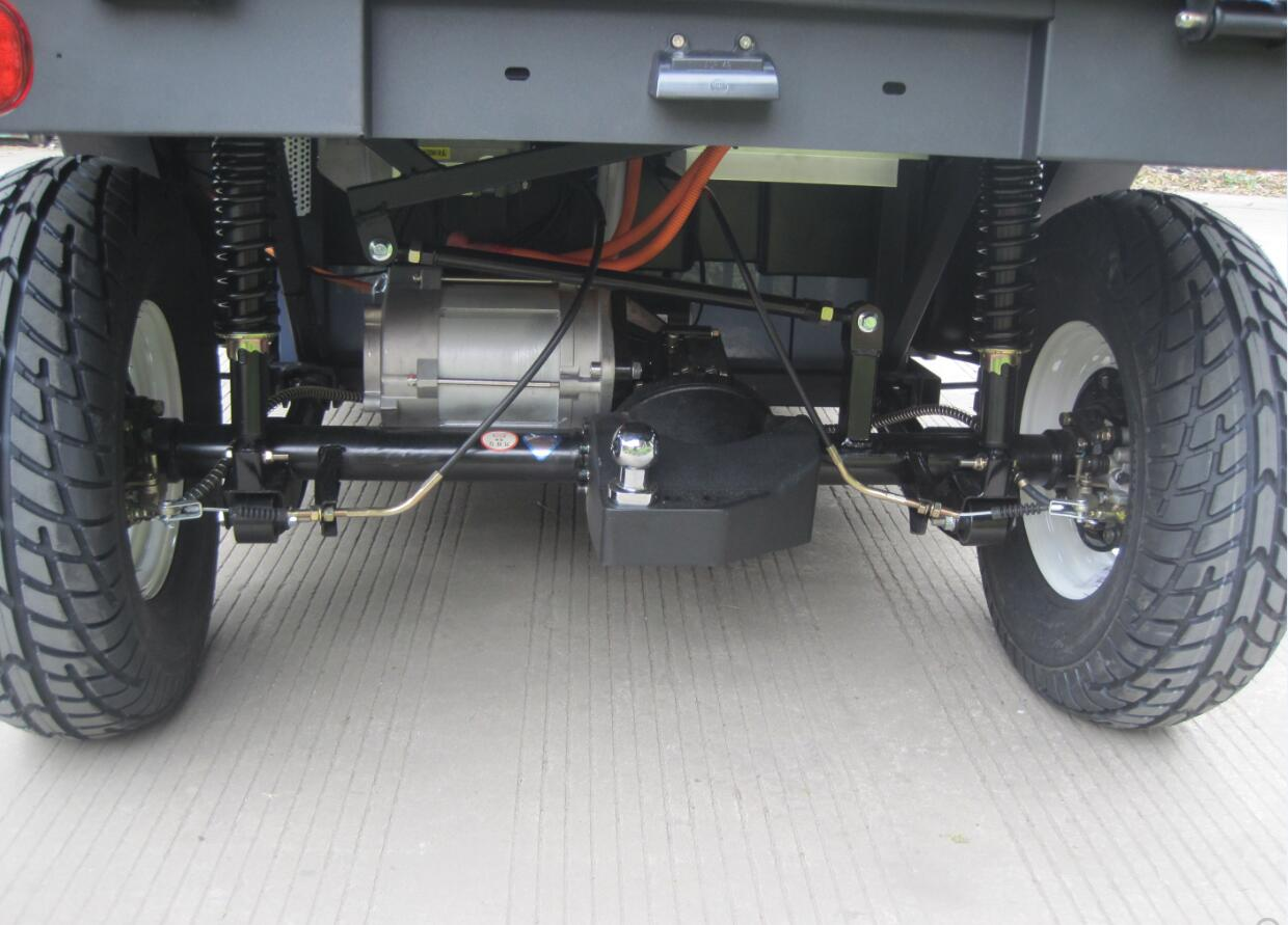 electric UTV,SSV,Garron